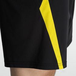 Herenshort 530 zwart geel