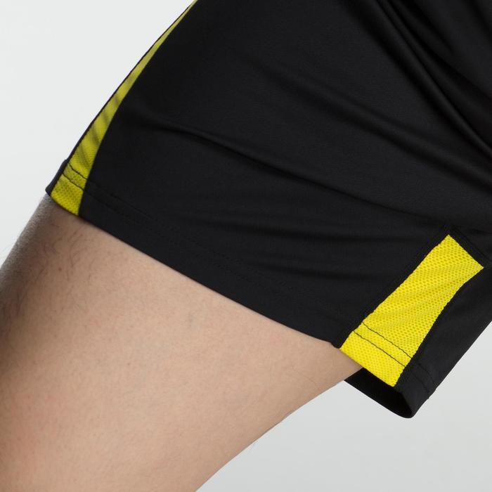Shorts 530 Herren schwarz/gelb