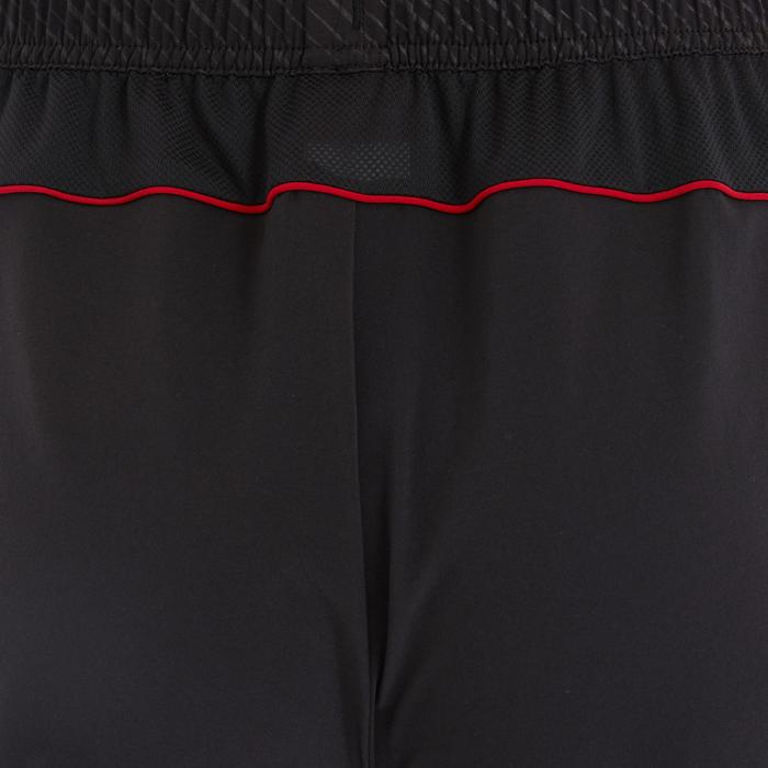 Herenshort 560 zwart rood
