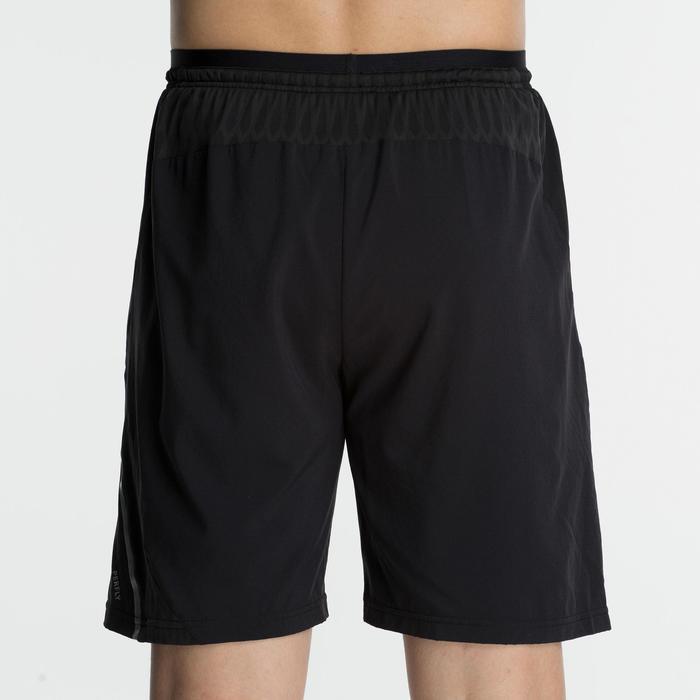 男款短褲990-黑色