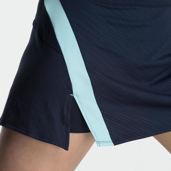 Jupe de badminton Femme 560 - Marine/Bleu