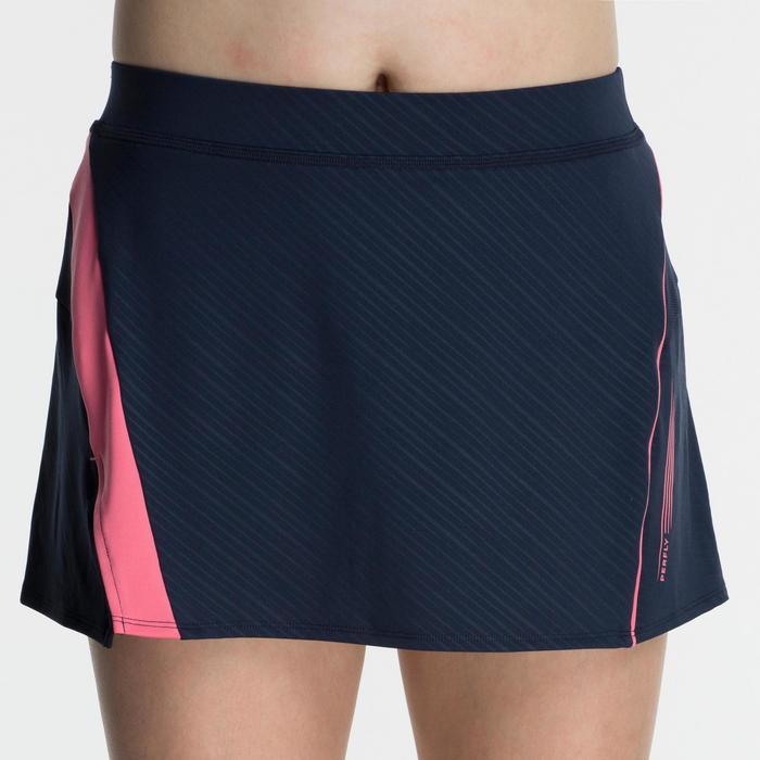 Sportrock 560 Damen marineblau/pink