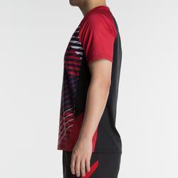 T shirt 560 M BLACK RED