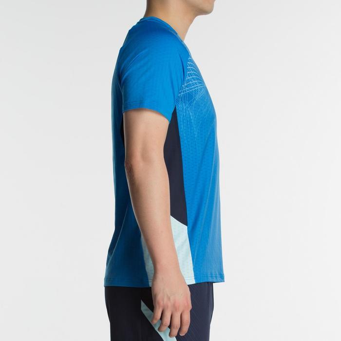 T-Shirt de Badminton Homme 560 - Bleu