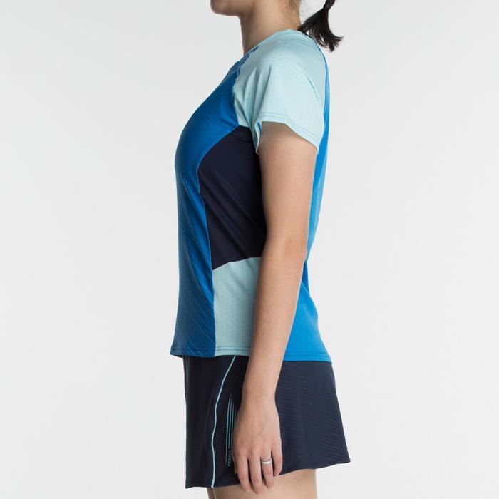 T-shirt 560 dames blauw blauw
