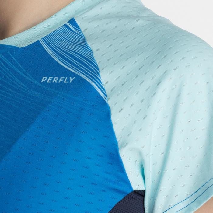 T-Shirt 560 Damen blau