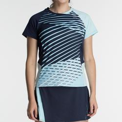 T-shirt 560 dames marineblauw