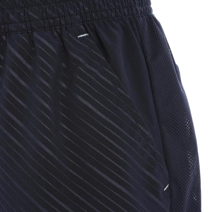 Pantalón corto de bádminton perfly 560 niños azul marino