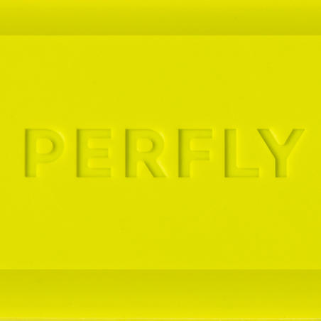 Delimitador Pista Bádminton Perfly Amarillo x10