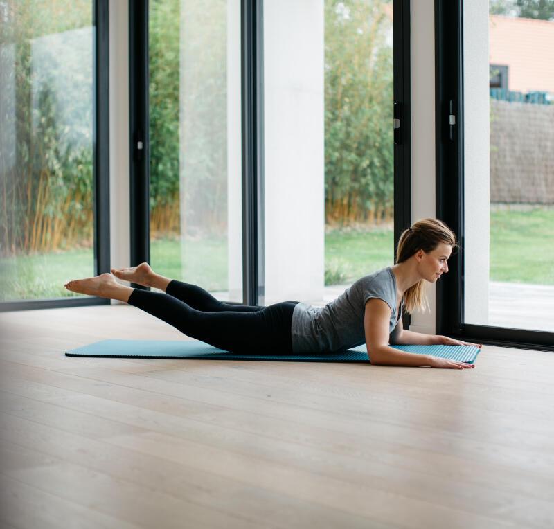 Fitness Mat Exercises
