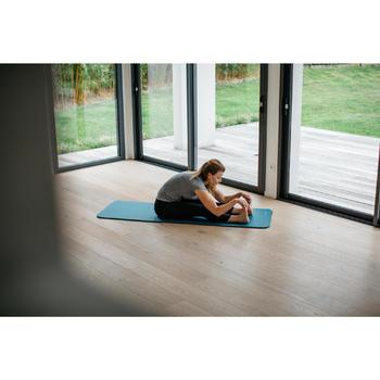 Fitnessmat pilatesmat Comfort S petrol 170 cm x 55 cm x 10 mm