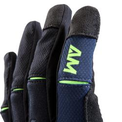 MTB-handschoenen All Mountain blauw