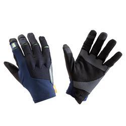 MTB-handschoenen All Mountain blauw