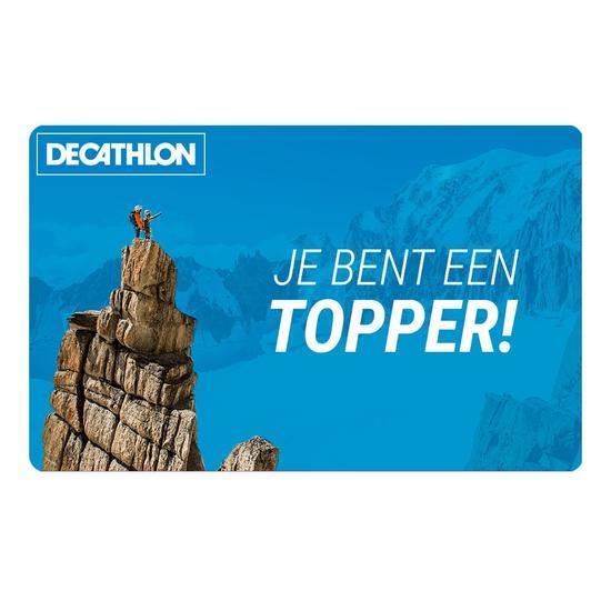 SPORT CADEAUBON TOPPER