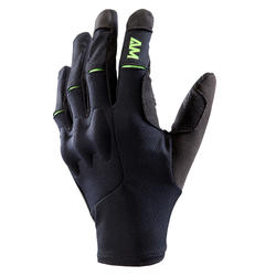GUANTES CICLISMO MTB ROCKRIDER ALL MOUNTAIN NEGRO