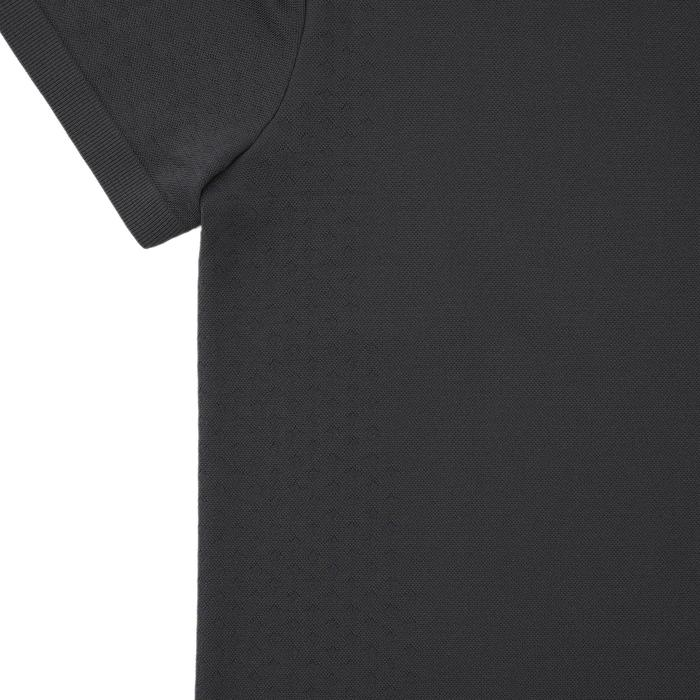Women's Seamless Dynamic Yoga T-Shirt - Grey