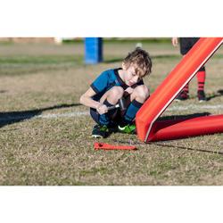 Postes de Rugby Offload Airdrop R500 rojo
