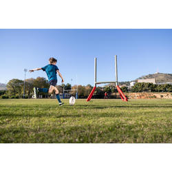 Postes de rugby Airdrop R500 rojo
