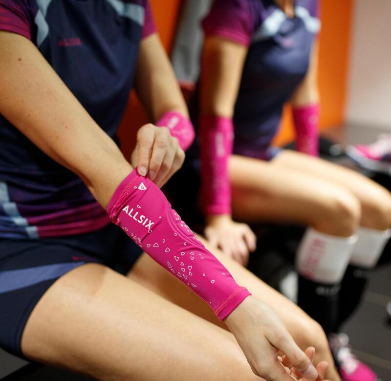 porquê utilizar protetores de antebraço no voleibol?