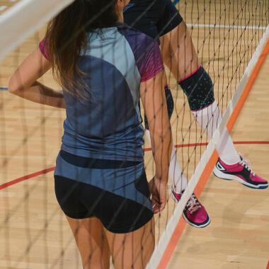 Die richtige Wahl der Volleyballschuhe