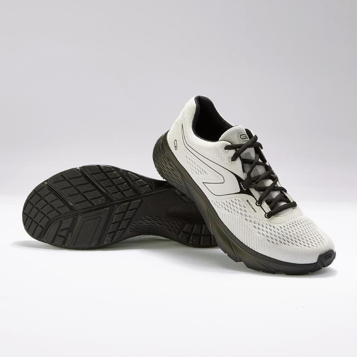 Zapatillas Running Kalenji Run Support Hombre Gris Mármol