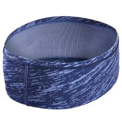 KALENJI RUNNING HEADBAND STORM BLUE