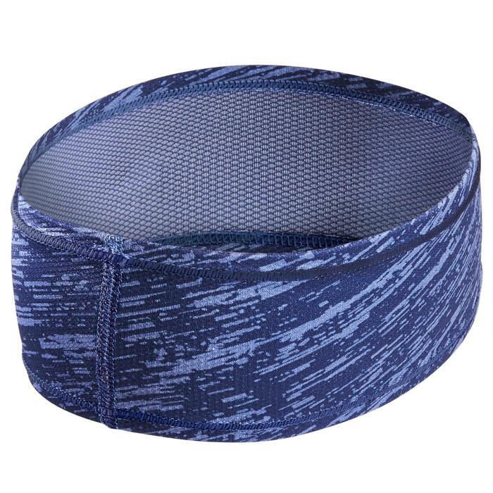 Stirnband Running blau