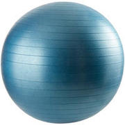 LOPTA ZA PILATES ANTI-BURST PLAVA