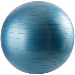 Fitball Swiss Ball Gimnasia Pilates Domyos Basic Antirreventón Azul
