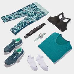 RUN SUPPORT WOMEN'S RUNNING SHOES GREEN