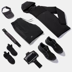 男款跑鞋Run Comfort - 黑色