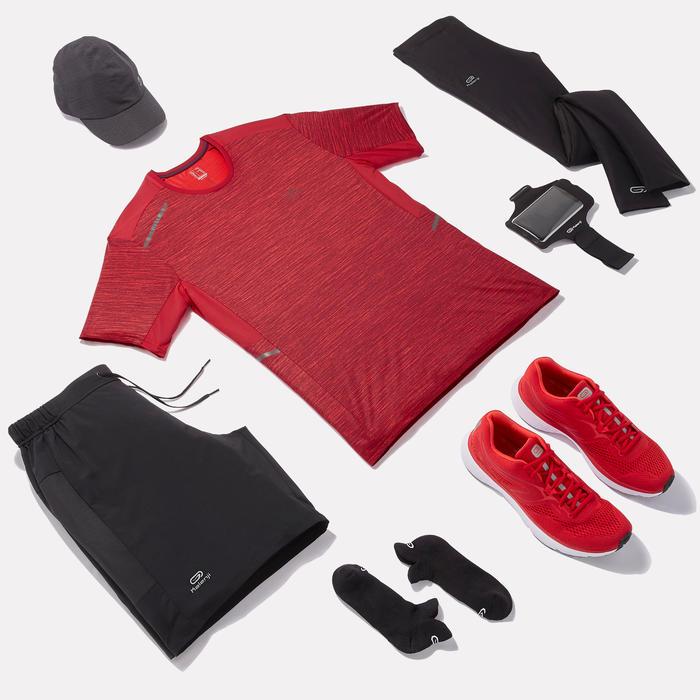 Laufshirt Run Dry+ Herren rot
