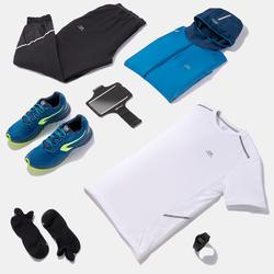 Run Wind Men's Running Jacket - Blue