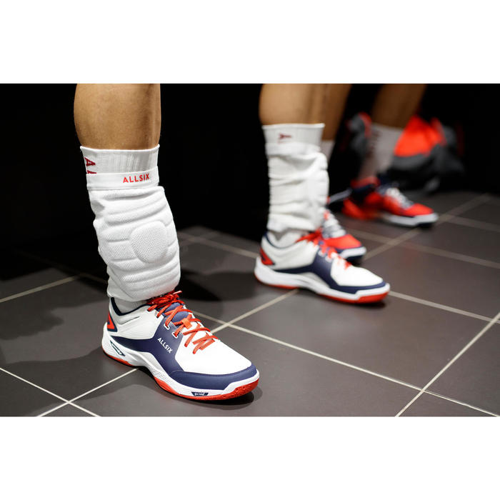 Kniebeschermers voor volleybal V900 wit