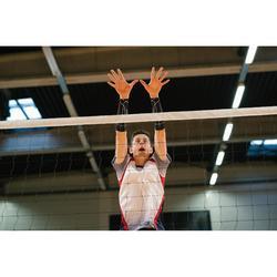 Arm sleeves V100 voor volleybal zwart