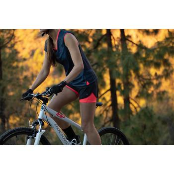 "Mountainbike ST 100 MTB 27,5"" Damen weiß/rosa"