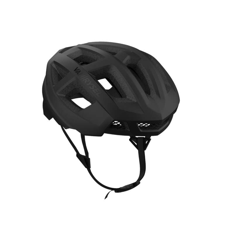 ROAD BIKE HELMETS Cycling - Aerofit 900 Road Cycling Helmet - Black VAN RYSEL - Cycling