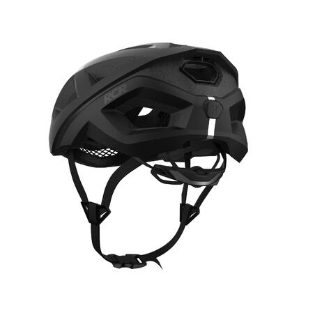 Racer Cycling Helmet - Black