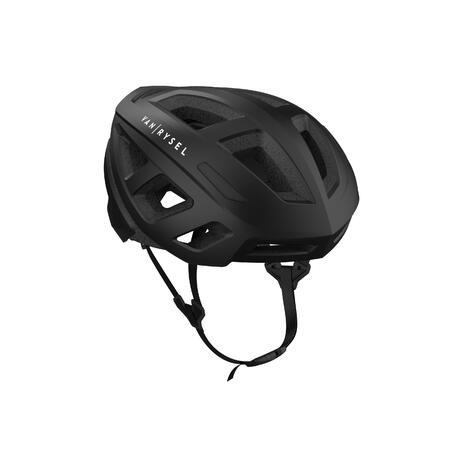 RoadR 500 Road Cycling Helmet - Black