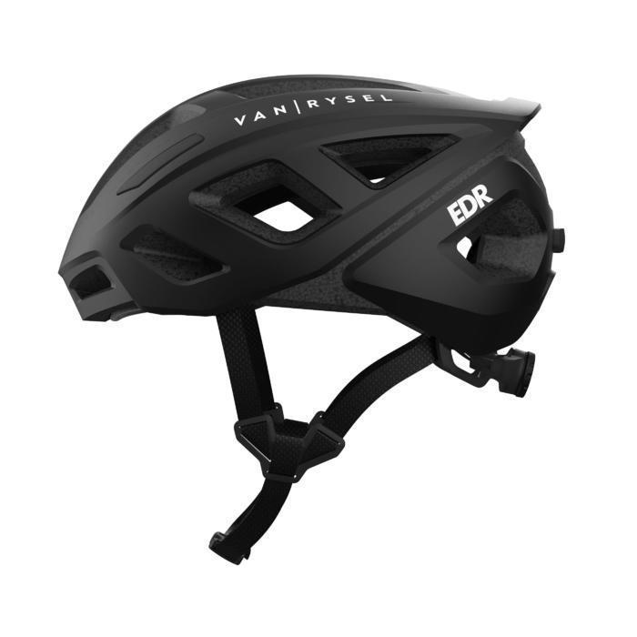 Fahrradhelm Rennrad RR 500 schwarz