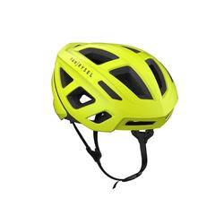 RoadR 500 Road Cycling Helmet - Neon Yellow