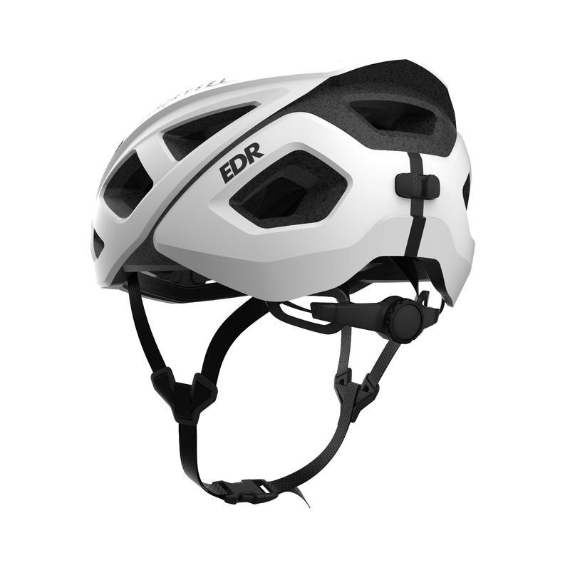 RoadR 500 Road Cycling Helmet - White