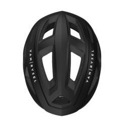 Fietshelm wielrennen Roadr 500 zwart