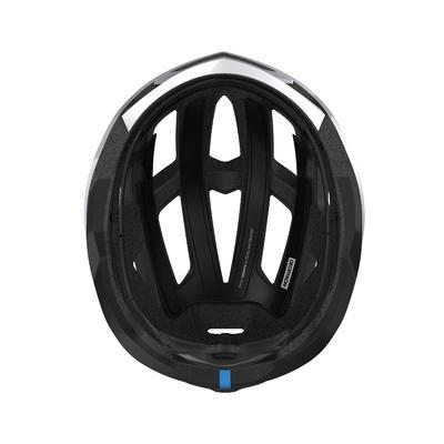 Racer Cycling Helmet - Chrome