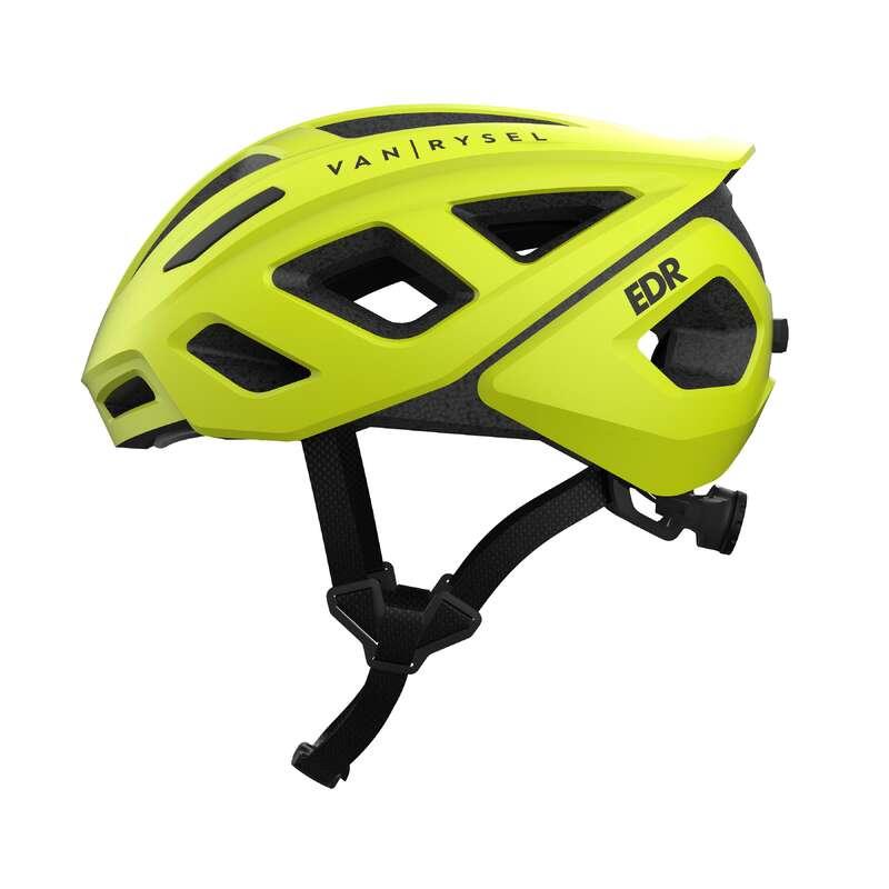 CASQUES VELO ROUTE Kerékpározás - Kerékpáros sisak Roadr 500 VAN RYSEL - Kerékpáros ruházat