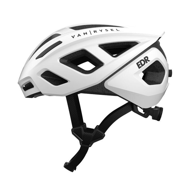 Bisiklet Kaskı - Beyaz - Roadr 500
