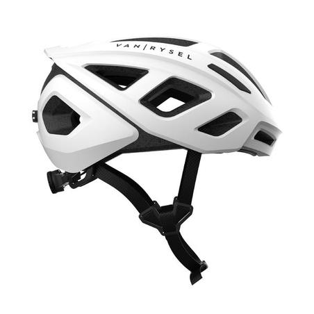RoadR 500 Road Cycling Helmet - White