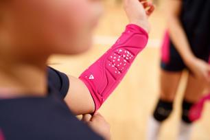 pourquoi utiliser des manchons au volleyball?