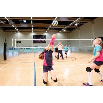 Genouillères de volley-ball V100 noires