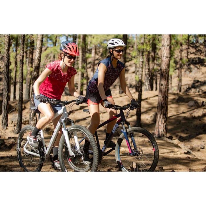 ST 500 Mountain Bike Helmet - White